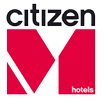 CitizenM hotel Schiphol Airport